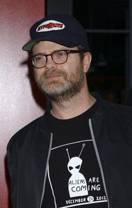 """""""The Hangover Part II"""" Premiere Rainn Wilson5-19-2011 / Grauman"""
