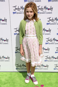"""Judy Moody and the Not Bummer Summer"" Premiere Kiernan Shipka6-4-2011 / ArcLight / Hollywood CA / Relativity Media / Photo by Imeh Akpanudosen - Image 24068_0008"