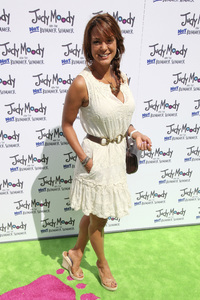 """Judy Moody and the Not Bummer Summer"" Premiere Eva La Rue6-4-2011 / ArcLight / Hollywood CA / Relativity Media / Photo by Imeh Akpanudosen - Image 24068_0045"