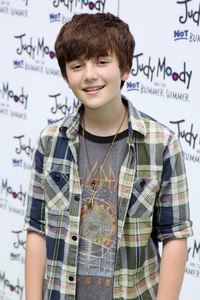 """""""Judy Moody and the Not Bummer Summer"""" Premiere Greyson Chance6-4-2011 / ArcLight / Hollywood CA / Relativity Media / Photo by Imeh Akpanudosen - Image 24068_0147"""