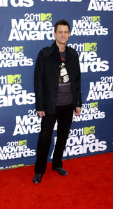 """MTV Movie Awards 2011""Jim Carrey6-5-2011 / Gibson Ampitheater / Hollywood CA / MTV / Photo by Gary Lewis - Image 24071_0003"