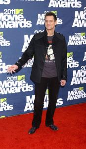 """MTV Movie Awards 2011""Jim Carrey6-5-2011 / Gibson Ampitheater / Hollywood CA / MTV / Photo by Gary Lewis - Image 24071_0004"