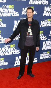 """MTV Movie Awards 2011""Jim Carrey6-5-2011 / Gibson Ampitheater / Hollywood CA / MTV / Photo by Gary Lewis - Image 24071_0004"