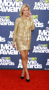 """""""MTV Movie Awards 2011""""Brooklyn Decker6-5-2011 / Gibson Ampitheater / Hollywood CA / MTV / Photo by Gary Lewis - Image 24071_0006"""