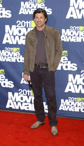 """MTV Movie Awards 2011""Patrick Dempsey6-5-2011 / Gibson Ampitheater / Hollywood CA / MTV / Photo by Gary Lewis - Image 24071_0012"