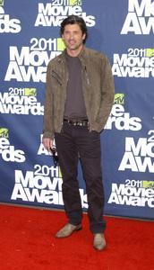"""MTV Movie Awards 2011""Patrick Dempsey6-5-2011 / Gibson Ampitheater / Hollywood CA / MTV / Photo by Gary Lewis - Image 24071_0012"