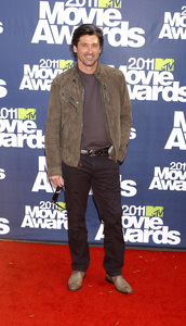 """MTV Movie Awards 2011""Patrick Dempsey6-5-2011 / Gibson Ampitheater / Hollywood CA / MTV / Photo by Gary Lewis - Image 24071_0016"