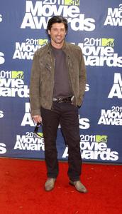 """MTV Movie Awards 2011""Patrick Dempsey6-5-2011 / Gibson Ampitheater / Hollywood CA / MTV / Photo by Gary Lewis - Image 24071_0016"