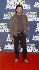 """MTV Movie Awards 2011""Patrick Dempsey6-5-2011 / Gibson Ampitheater / Hollywood CA / MTV / Photo by Gary Lewis - Image 24071_0018"