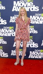 """MTV Movie Awards 2011""Elle Fanning6-5-2011 / Gibson Ampitheater / Hollywood CA / MTV / Photo by Gary Lewis - Image 24071_0025"