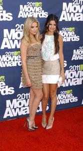 """MTV Movie Awards 2011""Selena Gomez6-5-2011 / Gibson Ampitheater / Hollywood CA / MTV / Photo by Gary Lewis - Image 24071_0029"