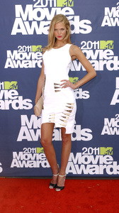 """MTV Movie Awards 2011""Erin Heatherton6-5-2011 / Gibson Ampitheater / Hollywood CA / MTV / Photo by Gary Lewis - Image 24071_0033"