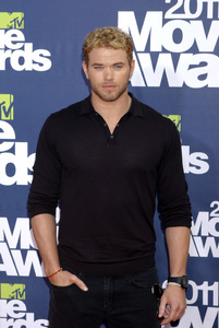 """MTV Movie Awards 2011""Kellen Lutz6-5-2011 / Gibson Ampitheater / Hollywood CA / MTV / Photo by Gary Lewis - Image 24071_0037"