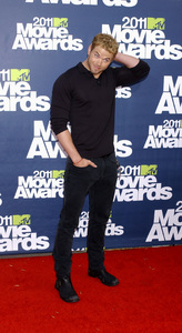 """MTV Movie Awards 2011""Kellen Lutz6-5-2011 / Gibson Ampitheater / Hollywood CA / MTV / Photo by Gary Lewis - Image 24071_0038"