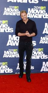 """MTV Movie Awards 2011""Kellen Lutz6-5-2011 / Gibson Ampitheater / Hollywood CA / MTV / Photo by Gary Lewis - Image 24071_0039"