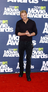 """MTV Movie Awards 2011""Kellen Lutz6-5-2011 / Gibson Ampitheater / Hollywood CA / MTV / Photo by Gary Lewis - Image 24071_0039"
