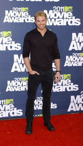 """MTV Movie Awards 2011""Kellen Lutz6-5-2011 / Gibson Ampitheater / Hollywood CA / MTV / Photo by Gary Lewis - Image 24071_0040"
