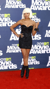 """MTV Movie Awards 2011""Nicki Minaj6-5-2011 / Gibson Ampitheater / Hollywood CA / MTV / Photo by Gary Lewis - Image 24071_0056"