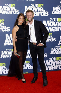 """MTV Movie Awards 2011""Nikki Reed, Paul McDonald6-5-2011 / Gibson Ampitheater / Hollywood CA / MTV / Photo by Gary Lewis - Image 24071_0061"