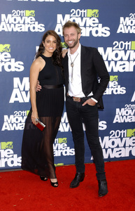 """MTV Movie Awards 2011""Nikki Reed, Paul McDonald6-5-2011 / Gibson Ampitheater / Hollywood CA / MTV / Photo by Gary Lewis - Image 24071_0063"
