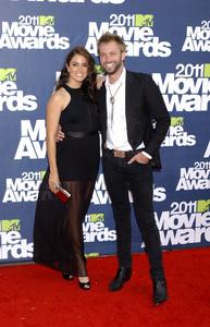 """MTV Movie Awards 2011""Nikki Reed, Paul McDonald6-5-2011 / Gibson Ampitheater / Hollywood CA / MTV / Photo by Gary Lewis - Image 24071_0063"
