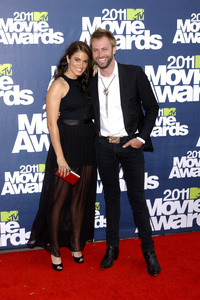 """MTV Movie Awards 2011""Nikki Reed, Paul McDonald6-5-2011 / Gibson Ampitheater / Hollywood CA / MTV / Photo by Gary Lewis - Image 24071_0064"