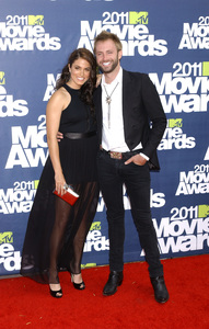 """MTV Movie Awards 2011""Nikki Reed, Paul McDonald6-5-2011 / Gibson Ampitheater / Hollywood CA / MTV / Photo by Gary Lewis - Image 24071_0066"