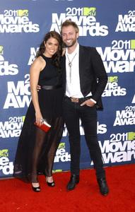 """MTV Movie Awards 2011""Nikki Reed, Paul McDonald6-5-2011 / Gibson Ampitheater / Hollywood CA / MTV / Photo by Gary Lewis - Image 24071_0066"