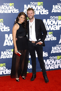 """MTV Movie Awards 2011""Nikki Reed, Paul McDonald6-5-2011 / Gibson Ampitheater / Hollywood CA / MTV / Photo by Gary Lewis - Image 24071_0067"