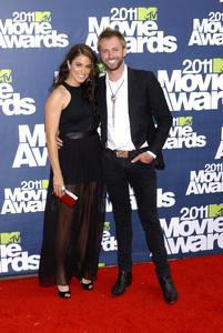 """MTV Movie Awards 2011""Nikki Reed, Paul McDonald6-5-2011 / Gibson Ampitheater / Hollywood CA / MTV / Photo by Gary Lewis - Image 24071_0067"