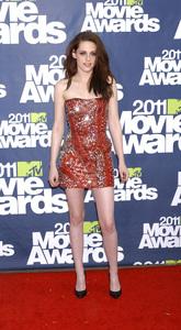 """MTV Movie Awards 2011""Kristen Stewart6-5-2011 / Gibson Ampitheater / Hollywood CA / MTV / Photo by Gary Lewis - Image 24071_0085"