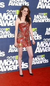 """MTV Movie Awards 2011""Kristen Stewart6-5-2011 / Gibson Ampitheater / Hollywood CA / MTV / Photo by Gary Lewis - Image 24071_0095"