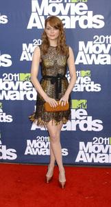 """""""MTV Movie Awards 2011""""Emma Stone6-5-2011 / Gibson Ampitheater / Hollywood CA / MTV / Photo by Gary Lewis - Image 24071_0096"""