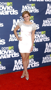 """MTV Movie Awards 2011""Emma Watson6-5-2011 / Gibson Ampitheater / Hollywood CA / MTV / Photo by Gary Lewis - Image 24071_0105"
