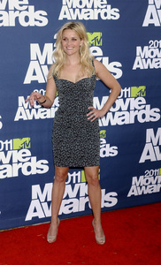 """MTV Movie Awards 2011""Reese Witherspoon6-5-2011 / Gibson Ampitheater / Hollywood CA / MTV / Photo by Gary Lewis - Image 24071_0126"
