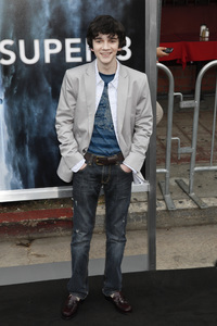 """""""Super 8"""" Premiere Zach Mills6-8-2011 / Regency Village Theater / Los Angeles CA / Paramount Pictures / Photo by Imeh Akpanudosen - Image 24072_0020"""
