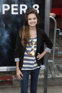 """Super 8"" Premiere Ciara Bravo6-8-2011 / Regency Village Theater / Los Angeles CA / Paramount Pictures / Photo by Imeh Akpanudosen - Image 24072_0040"
