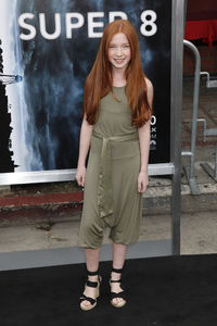 """""""Super 8"""" Premiere Annalise Basso6-8-2011 / Regency Village Theater / Los Angeles CA / Paramount Pictures / Photo by Imeh Akpanudosen - Image 24072_0043"""