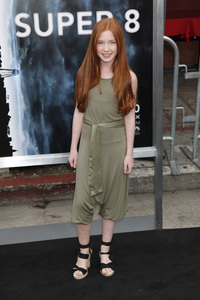 """""""Super 8"""" Premiere Annalise Basso6-8-2011 / Regency Village Theater / Los Angeles CA / Paramount Pictures / Photo by Imeh Akpanudosen - Image 24072_0044"""
