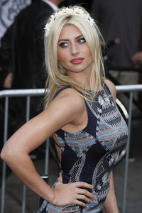 """Super 8"" Premiere Alyson Michalka6-8-2011 / Regency Village Theater / Los Angeles CA / Paramount Pictures / Photo by Imeh Akpanudosen - Image 24072_0084"