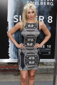 """Super 8"" Premiere Alyson Michalka6-8-2011 / Regency Village Theater / Los Angeles CA / Paramount Pictures / Photo by Imeh Akpanudosen - Image 24072_0087"