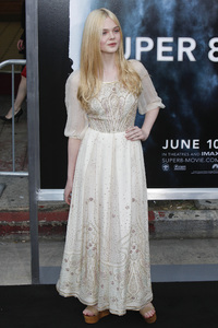 """""""Super 8"""" Premiere Elle Fanning6-8-2011 / Regency Village Theater / Los Angeles CA / Paramount Pictures / Photo by Imeh Akpanudosen - Image 24072_0192"""