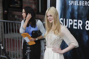 """""""Super 8"""" Premiere Elle Fanning6-8-2011 / Regency Village Theater / Los Angeles CA / Paramount Pictures / Photo by Imeh Akpanudosen - Image 24072_0203"""