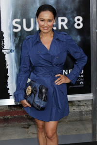 """""""Super 8"""" Premiere Tia Carrere6-8-2011 / Regency Village Theater / Los Angeles CA / Paramount Pictures / Photo by Imeh Akpanudosen - Image 24072_0266"""
