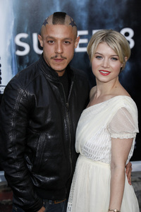 """""""Super 8"""" Premiere 6-8-2011 / Regency Village Theater / Los Angeles CA / Paramount Pictures / Photo by Imeh Akpanudosen - Image 24072_0276"""