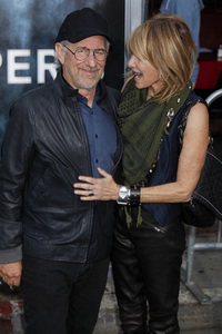 """""""Super 8"""" Premiere Steven Spielberg, Kate Capshaw6-8-2011 / Regency Village Theater / Los Angeles CA / Paramount Pictures / Photo by Imeh Akpanudosen - Image 24072_0289"""