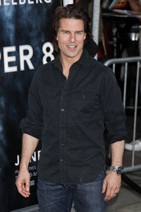 """""""Super 8"""" Premiere Tom Cruise6-8-2011 / Regency Village Theater / Los Angeles CA / Paramount Pictures / Photo by Imeh Akpanudosen - Image 24072_0306"""