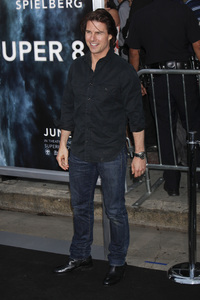 """""""Super 8"""" Premiere Tom Cruise6-8-2011 / Regency Village Theater / Los Angeles CA / Paramount Pictures / Photo by Imeh Akpanudosen - Image 24072_0327"""
