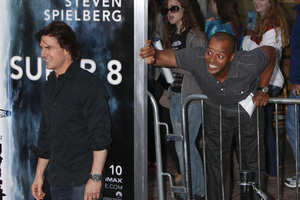 """""""Super 8"""" Premiere Tom Cruise, Donald Faison6-8-2011 / Regency Village Theater / Los Angeles CA / Paramount Pictures / Photo by Imeh Akpanudosen - Image 24072_0328"""