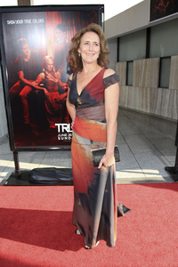 """True Blood"" Premiere Fiona Shaw6-21-2011 / Cinerama Dome / Hollywood CA / HBO / Photo by Imeh Akpanudosen - Image 24074_0008"